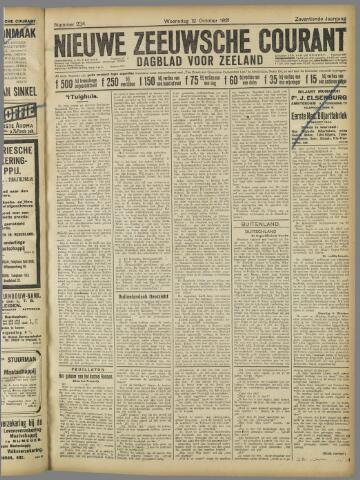 Nieuwe Zeeuwsche Courant 1921-10-12