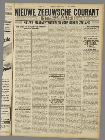 Nieuwe Zeeuwsche Courant 1931-04-16