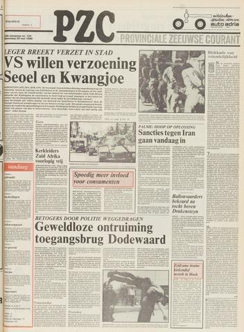 Provinciale Zeeuwse Courant 1980-05-28
