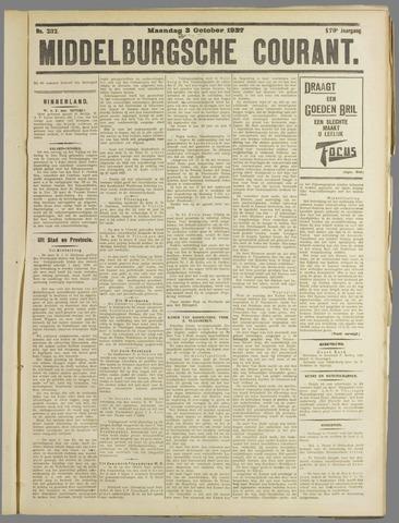 Middelburgsche Courant 1927-10-03