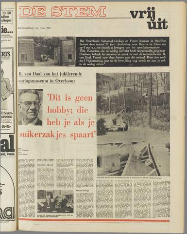 de Stem 1971-05-01