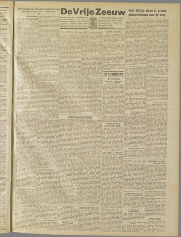 de Vrije Zeeuw 1945-02-23