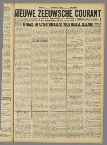 Nieuwe Zeeuwsche Courant 1928-07-24