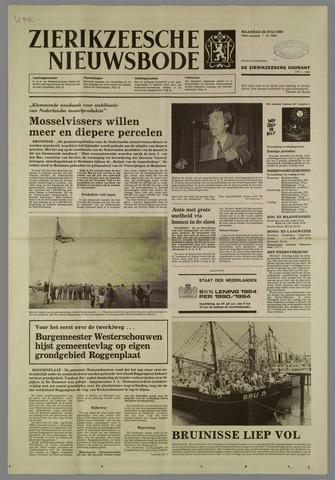 Zierikzeesche Nieuwsbode 1984-07-23
