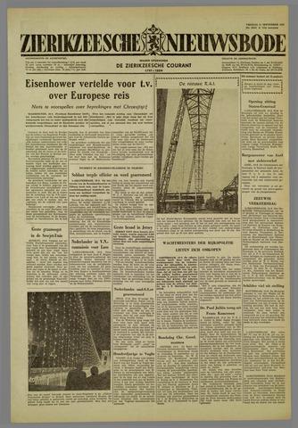 Zierikzeesche Nieuwsbode 1959-09-11
