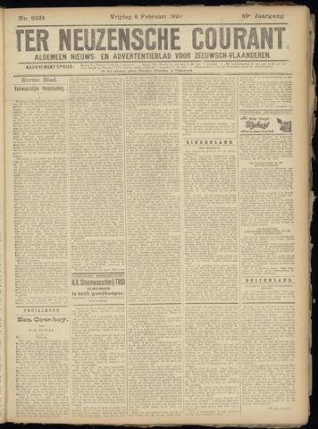 Ter Neuzensche Courant. Algemeen Nieuws- en Advertentieblad voor Zeeuwsch-Vlaanderen / Neuzensche Courant ... (idem) / (Algemeen) nieuws en advertentieblad voor Zeeuwsch-Vlaanderen 1929-02-08