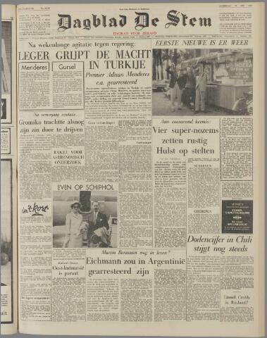 de Stem 1960-05-28