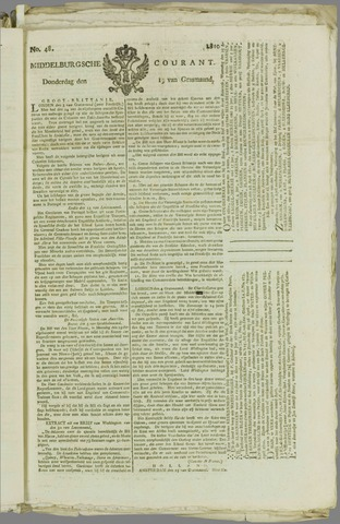Middelburgsche Courant 1810-04-19