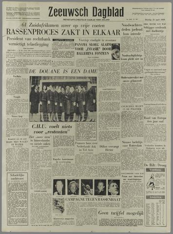 Zeeuwsch Dagblad 1959-04-21