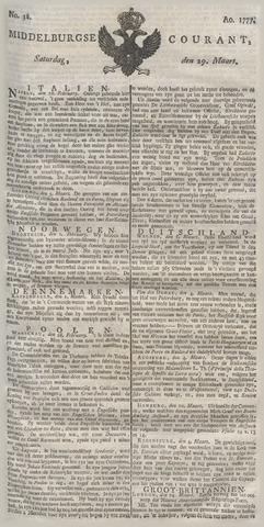 Middelburgsche Courant 1777-03-29