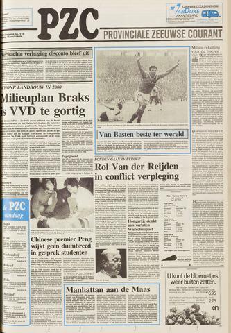 Provinciale Zeeuwse Courant 1989-05-19