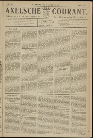 Axelsche Courant 1925-03-24