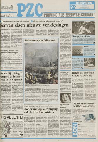 Provinciale Zeeuwse Courant 1991-03-14
