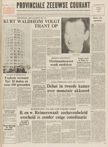 Provinciale Zeeuwse Courant 1971-12-22