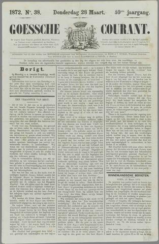 Goessche Courant 1872-03-28