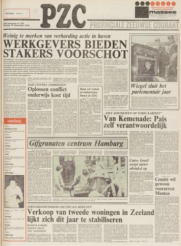 Provinciale Zeeuwse Courant 1979-09-18