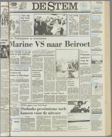 de Stem 1982-07-07