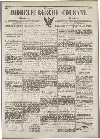 Middelburgsche Courant 1899-04-03