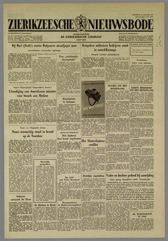 Zierikzeesche Nieuwsbode 1962-01-22