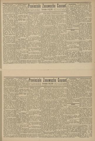 Provinciale Zeeuwse Courant 1945-07-04