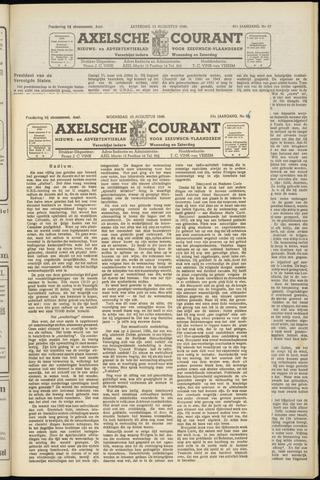 Axelsche Courant 1949-08-10