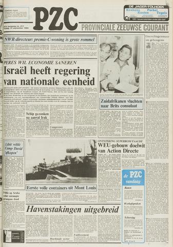 Provinciale Zeeuwse Courant 1984-09-14
