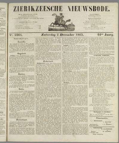 Zierikzeesche Nieuwsbode 1865-12-02