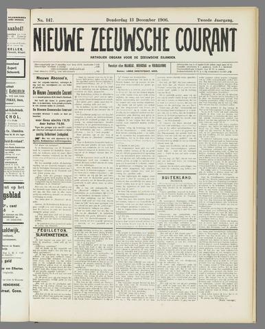 Nieuwe Zeeuwsche Courant 1906-12-13
