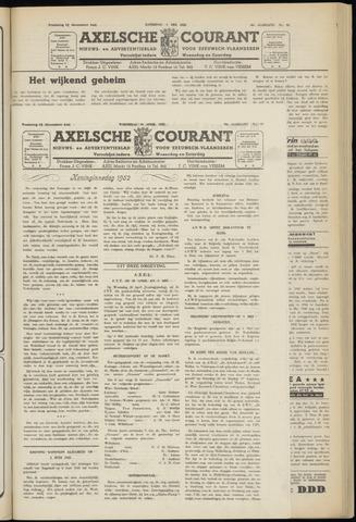 Axelsche Courant 1952-04-30