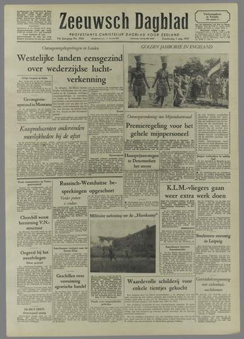 Zeeuwsch Dagblad 1957-08-01