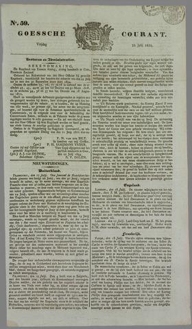 Goessche Courant 1834-07-25