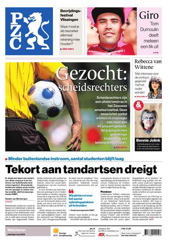 Provinciale Zeeuwse Courant 2018-05-05