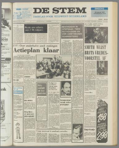de Stem 1977-01-25