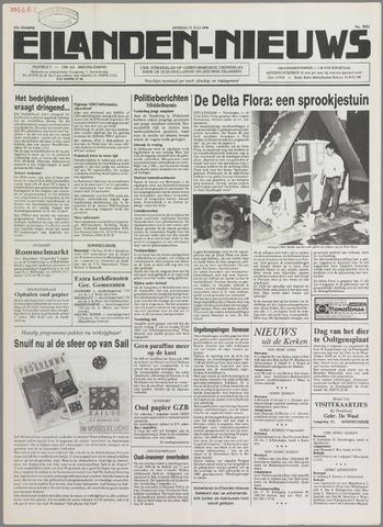 Eilanden-nieuws. Christelijk streekblad op gereformeerde grondslag 1990-07-31