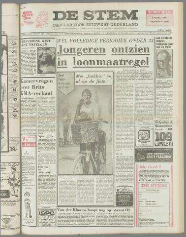de Stem 1980-04-03