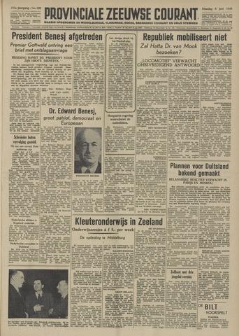 Provinciale Zeeuwse Courant 1948-06-08
