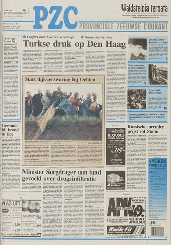 Provinciale Zeeuwse Courant 1995-04-19