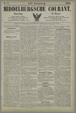 Middelburgsche Courant 1884-03-31