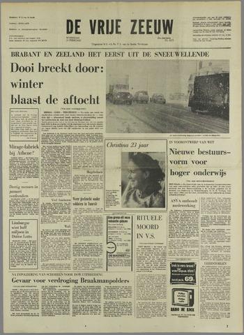 de Vrije Zeeuw 1970-02-18