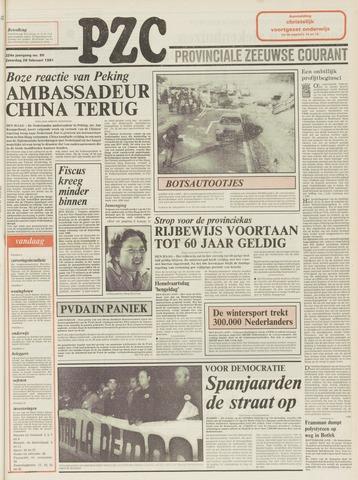 Provinciale Zeeuwse Courant 1981-02-28