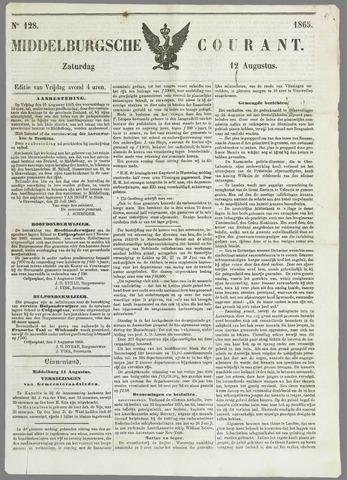 Middelburgsche Courant 1865-08-12