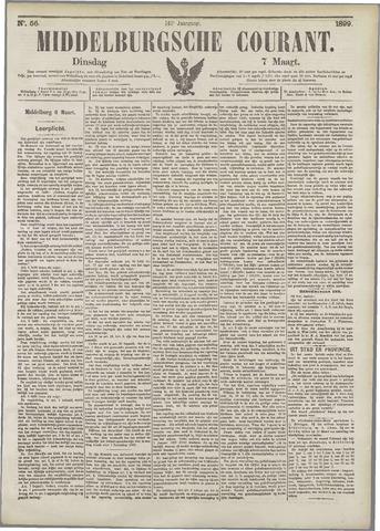 Middelburgsche Courant 1899-03-07
