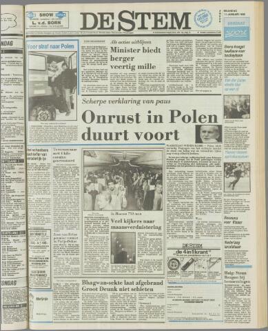 de Stem 1982-01-11