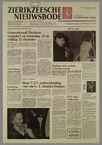 Zierikzeesche Nieuwsbode 1975-12-01