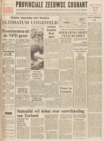 Provinciale Zeeuwse Courant 1967-03-11