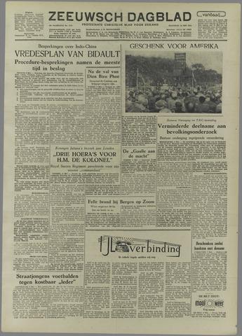 Zeeuwsch Dagblad 1954-05-10