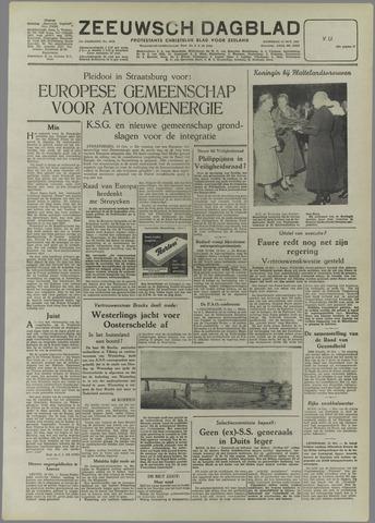 Zeeuwsch Dagblad 1955-10-15