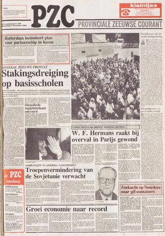 Provinciale Zeeuwse Courant 1988-12-07