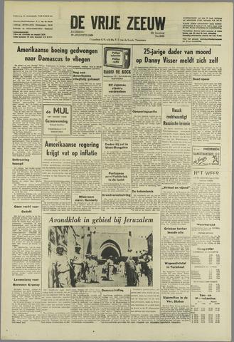 de Vrije Zeeuw 1969-08-30