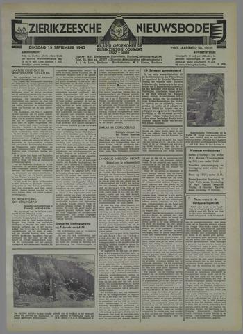 Zierikzeesche Nieuwsbode 1942-09-15